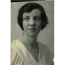 1929 Press Photo Marion Fleisch Theodore Brown - RRW80155