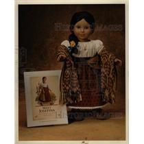 Press Photo Doll Meet Josefina America Girl Baby Name