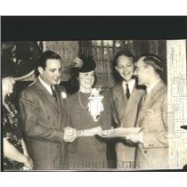 1938 Press Photo Bob Crosby Bandleader - RSC33917