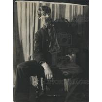 1932 Press Photo CHARLES CHIC SALE AMERICAN ACTOR VAUDEVILLIAN - RSC30369