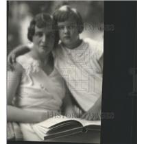 1931 Press Photo Seth Richardson Justice attorney wife - RRX87707