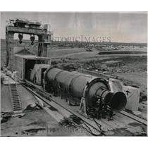 1964 Press Photo American Rocket Motor Missile - RRX62169
