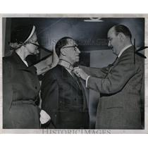 1952 Press Photo Chicago Mayor Albrt E. Cobo - RRW89619