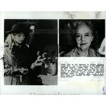 1988 Press Photo Actress Lillian Gish - RRW02927