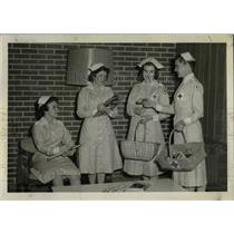 1959 Press Photo Among College Girls American Red Cross - RRW69927