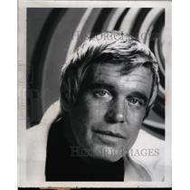 1970 Press Photo Actor George Peppard - RRW81765