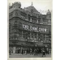 1941 Press Photo Chu Chin Chow Palace Theater premiere - RRX69863
