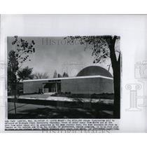 1920 Press Photo Abrams Planterium Dedicated - RRW02963