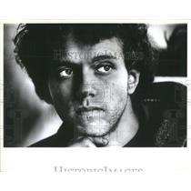 1983 Press Photo Jimmy Korf Minnesota Chicago Superior- RSA42983