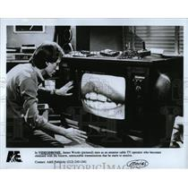 Press Photo Videodrome James Woods bizarree - RRW60671