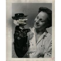 1959 Press Photo Puppeteer - RRX65239