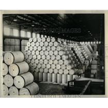 1934 Press Photo Newsprint Rolls - RRX16483