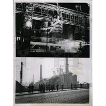 1952 Press Photo Germany rebuilding after War - RRX70389