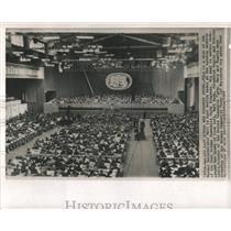 1963 Press Photo Werner Seelenbinder communist party - RRX81875