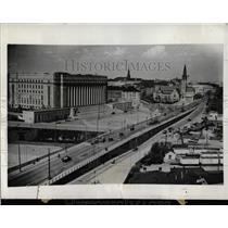1939 Press Photo Finnish Parliament building - RRX75875