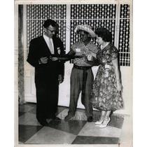 Press Photo Chennault In Cuba
