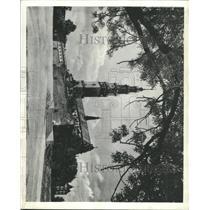 Press Photo Czestochowa,Poland Bombed By Germans - RRX93171