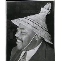 1958 Press Photo Leabua Jonathan Lestho Prime Minister - RRW98591
