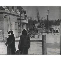 1948 Press Photo Border Between Germany/Czechoslovakia - RRX83085