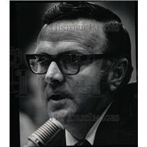 1973 Press Photo John Bear republican Duane Hewelk