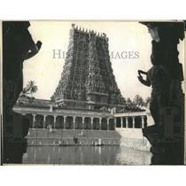 1939 Press Photo Maduro,India,Hall of Pillaro - RRX83699