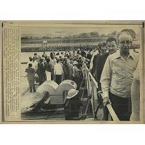 1973 Press Photo Cuba Foreign Minister Raul Roa Panama - RRW52641