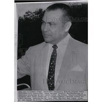 1959 Photo Former Cuban President Fulgencio Batista - RRX74959