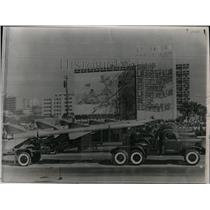 1985 Press Photo Cuba gets Soviet Missiles - RRX63105