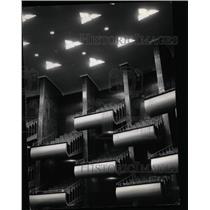 1951 Press Photo Cologne Opera House Germany - RRX72417