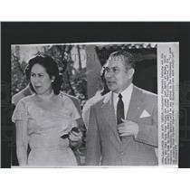 1959 Press Photo President Fulgencio Batista - RRX84597