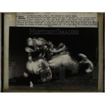 1975 Press Photo Chinese mystic Jade Albert museum West - RRX66837