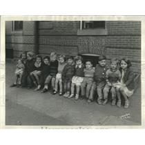 1933 Press Photo Denver Orphan Homes - RRX81181