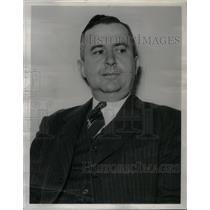 1940 Press Photo Michael F Widman Jr,CIO Organizer - RRX57891