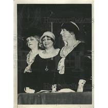 1928 Press Photo Child Welfare Committee America Wilson - RRX88779