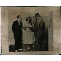 1951 Press Photo Armour Kelly married Chicago banking - RRW01779
