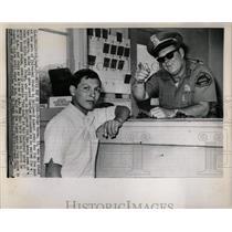 1964 Press Photo Universal Studio Hollywood - RRW68871