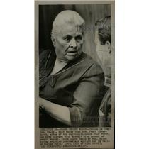 1967 Press Photo Pearl Choate Birch charged - RRW99519