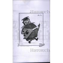 1955 Press Photo German Publication Propaganda Soldier - RRX46265