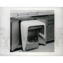 1958 Press Photo Mustchler Bros Nappanee Ironing Board - RRX43737