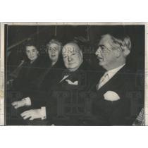 1952 Press Photo HARRY S. TRUMAN PRESIDENT UNITED STATES - RSC45951
