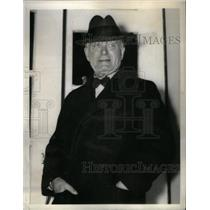 William E. Borah Republican Attorney & Senator of Idaho - RRX36385