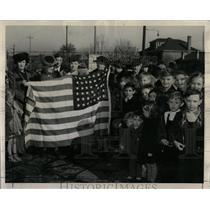 1941 Press Photo Daughter of American Revolution Donate - RRX62651