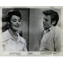 1966 Press Photo Jennifer Jones & Michael Parks
