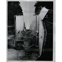 1962 Press Photo Dyna Soar Titan III Booster Rockets - RRX66201