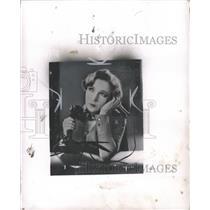 1950 Press Photo Bessie Lore - RRW33575