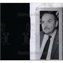 1959 Press Photo Cuban President Manuel Urrutia - RRW71581