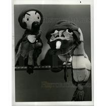 Press Photo Kukla Ollie puppets television show child - RRX65235