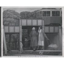 1913 Press Photo Henry Koerner Overpass - RSC33353