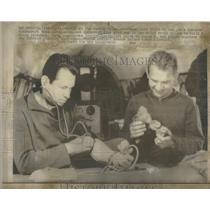 1969 Press Photo Georgy Shonin Valery Kubasov Twoman Spacecraft Into Earth Orbit