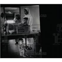 1973 Press Photo Vietnam War Orphans - RRX64837